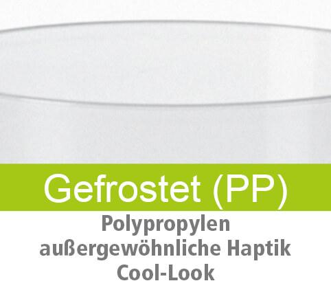 Gefrostet (PP)